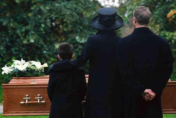 Sei stato invitato ad un funerale? Potrebbe essere il tuo e non è uno scherzo!